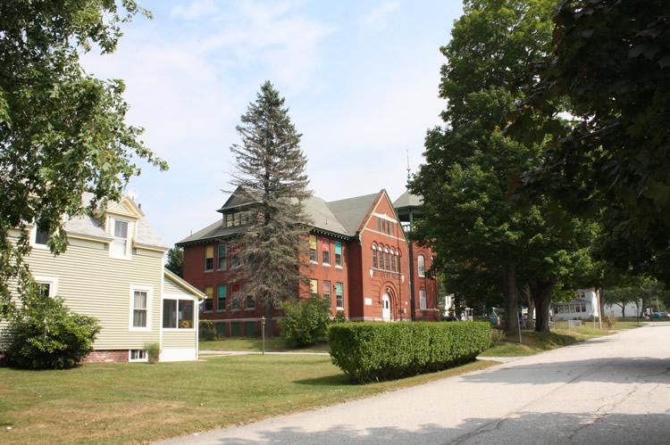 Lisbon School Apartments - Lisbon, Maine, Walsh ...